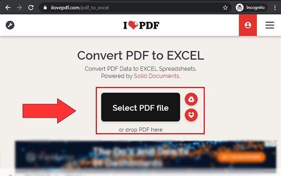 Cara Ubah Pdf Ke Excel 02 3ba13