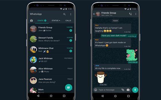 Dark Mode Whatsapp Memeburn Com 48135