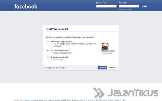 Cara Hack Facebook Lewat Android C560b