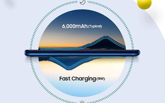 Kelebihan Samsung M31 Baterai Aee43