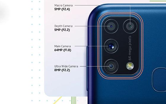 Kelebihan Samsung M31 Kamera D5cb8