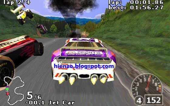 Cheat Nascar Rumble Racing Ps1 8d682