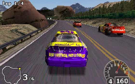 Cheat Nascar Rumble Racing Ps2 0ad01