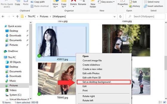 Cara Mengganti Wallpaper Di Laptop Acer 01 4f286