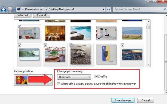 Cara Mengganti Wallpaper Di Laptop Acer 05 B529e