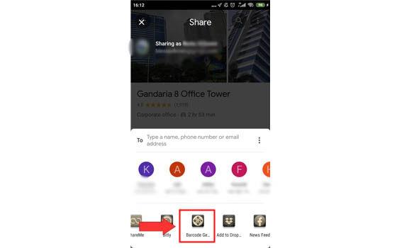 Cara Membuat Barcode Maps Di Android 04 C535d