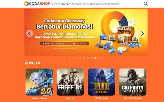 Download Apk Codashop Pro Ff Ml Terbaru 2020 Jalantikus