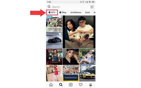 Cara Membuat Igtv Di Instagram 02 1ab33