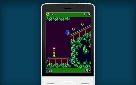 Game Java Terbaik Sonic Ad451