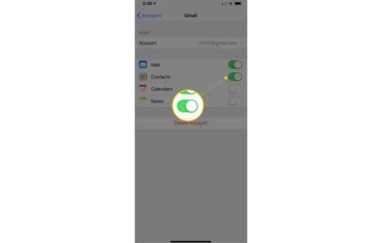 Cara Import Kontak Dari Android Ke Iphone 05 69da0
