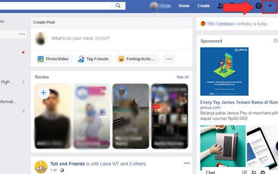 Cara Mengaktifkan Dark Mode Di Facebook 01 9ae4b