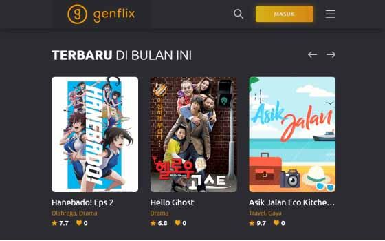 Streaming Film Indonesia Genflix B2163