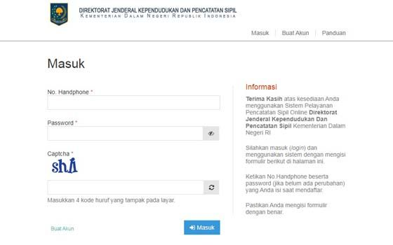 3 Cara Cek Kk Online Situs Resmi Update 2020 Jalantikus