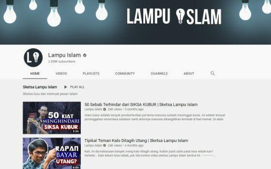 Channel Youtube Tausiyah 1 77e5d