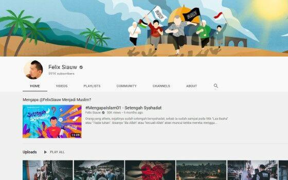 Channel Youtube Tausiyah 9 F82b7