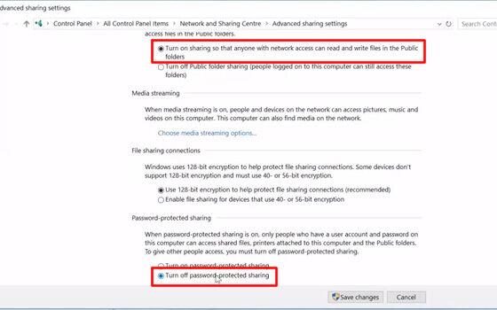 Cara Sharing Folder Antar Komputer 05 0ef5d