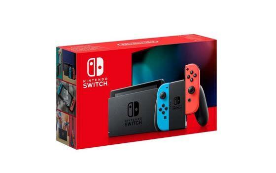 Harga Nintendo Switch 2020 E013b