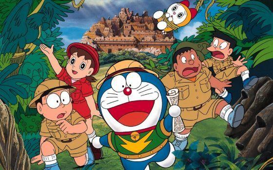 Wallpaper Doraemon Lucu 12 Min 295b0