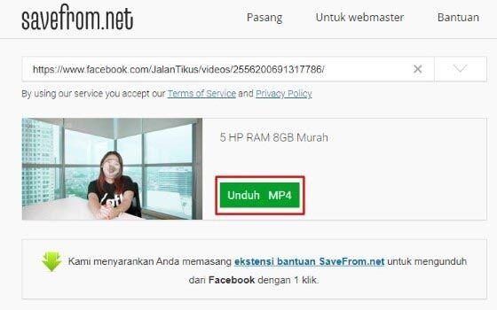 Cara Download Film Di Facebook 03 Ef330