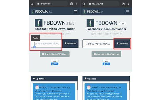 Cara Download Video Di Facebook Dengan Tanpa Aplikasi Jalantikus