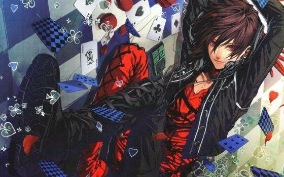 Gambar Anime Cowok Keren 9 Custom Fdc81