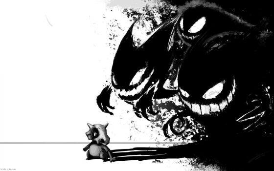 Gambar Anime Keren Hitam Putih 6 Custom 22498