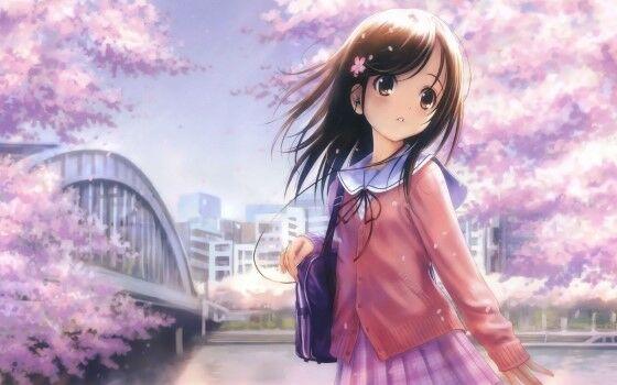 Gambar Anime Keren Perempuan 10 Custom 8eb6c