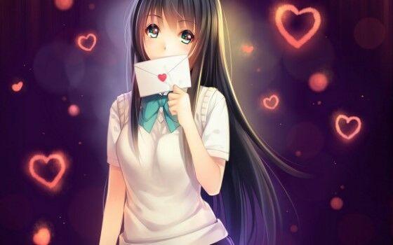 gambar anime keren perempuan 5 Custom 2a484