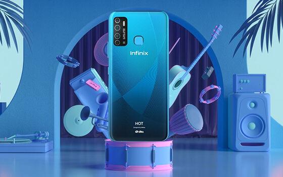 Hp Baterai Besar Infinix Hot 9 C307c