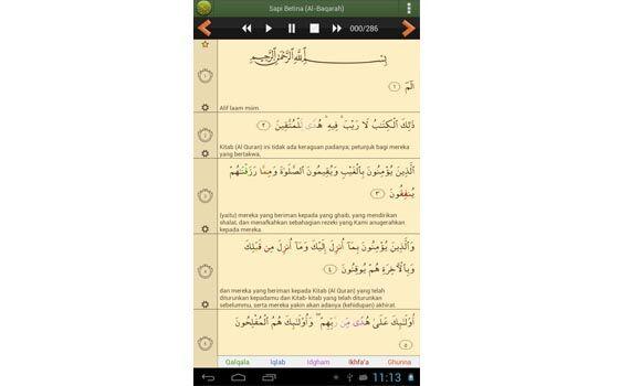 Al Quran Terjemahan Bahasa Indonesia Ceaa5