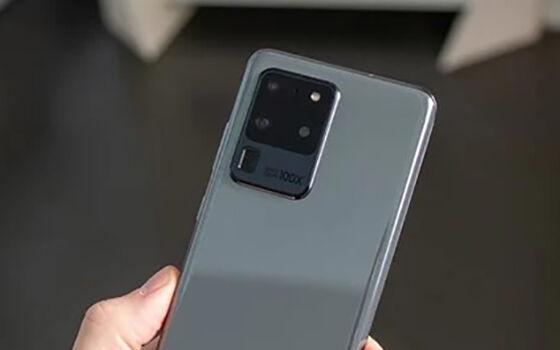Hp Kamera Terbaik Samsung Galaxy S20 Ultra 1382a