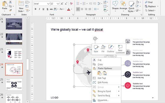 Cara Membuat Infografis Di Ppt 02 76513