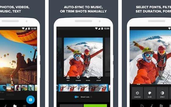 Aplikasi Edit Foto Menjadi Video Quik 7140b