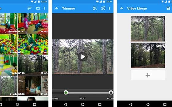 Aplikasi Penggabungan Video Vidtrim Da794