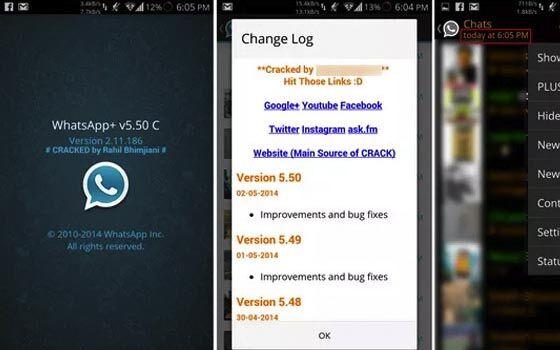 Aplikasi Tambahan Untuk Whatsapp Whatsapp Plus 36457