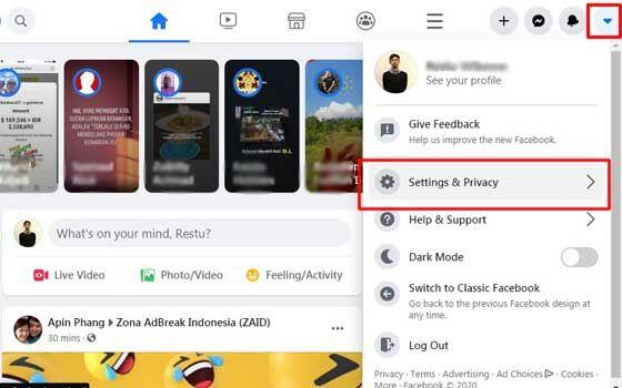 Cara Membuka Blokir Facebook Orang Yang Memblokir Kita 01 D5cb8