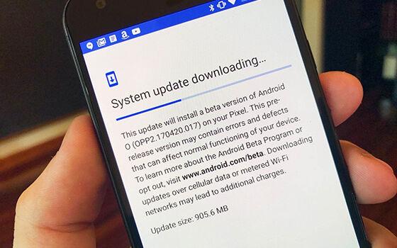 Cara Mengatasi Perangkat Tidak Compatibel Android Update 53d72