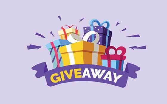 Giveaway Aae4a
