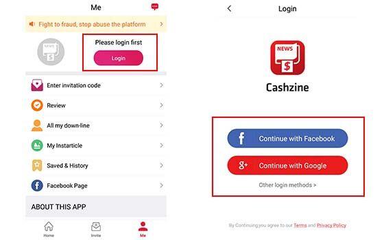 Download Aplikasi Cashzine Plus Tips Trik Dapat Koin Cepat Jalantikus