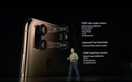 Kamera Iphone Xs Max 0519c