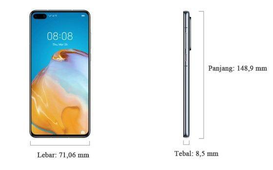 Huawei P40 Warna 2d4e8