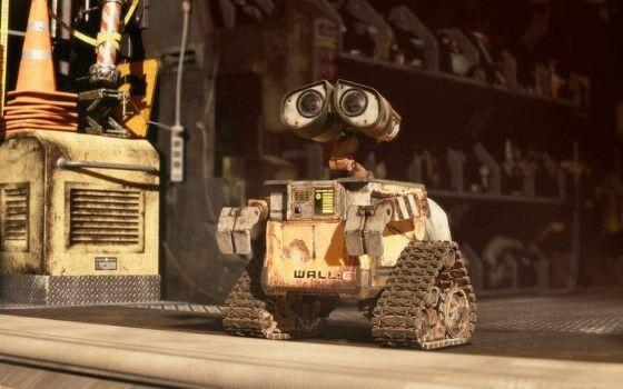 Wall E Film Animasi Terbaik Disney Termahal Ulasan Custom 1b912