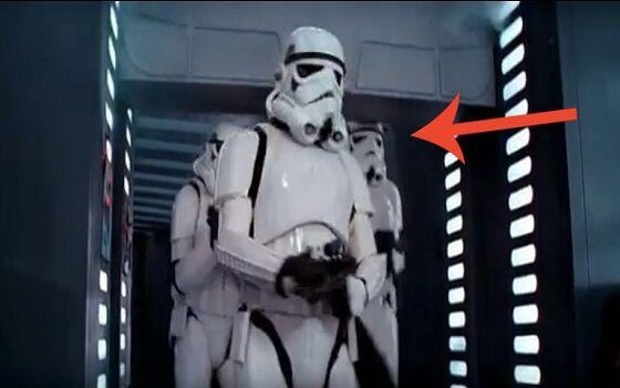 Starwars Stormtrooper Blooper C34d2