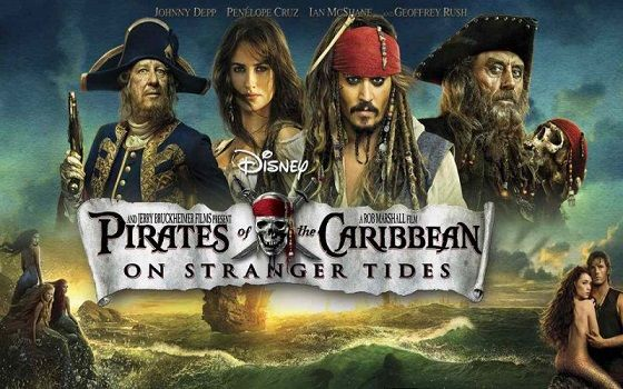 Pirates Of The Carribean 9906f