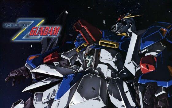 Urutan Gundam Mobile Suit Zeta Gundam Custom 34123