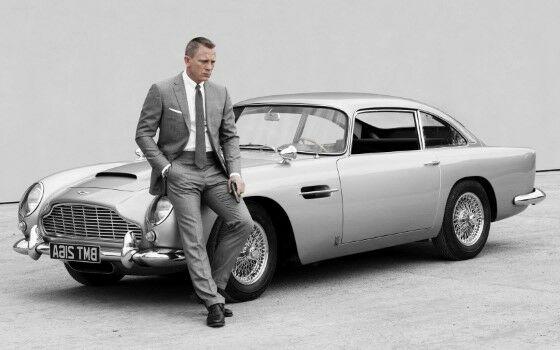 James Bond Aston Martin 9ca1f
