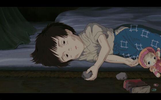 Kematian Anime Paling Tragis Setsuko F48b4