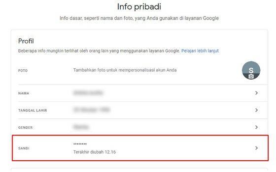 Cara Mengubah Password Gmail 7a8e5