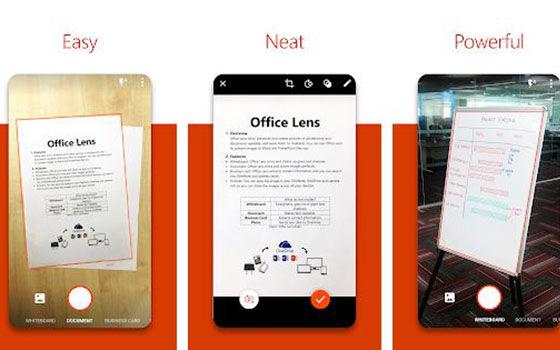 Office Lens A682e