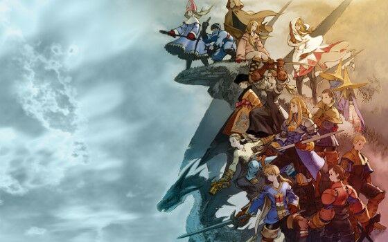 Wallpaper Final Fantasy Desktop1 B0abb
